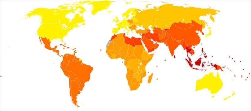 Prevalence Of Schizophrenia. -Schizophrenia is highly